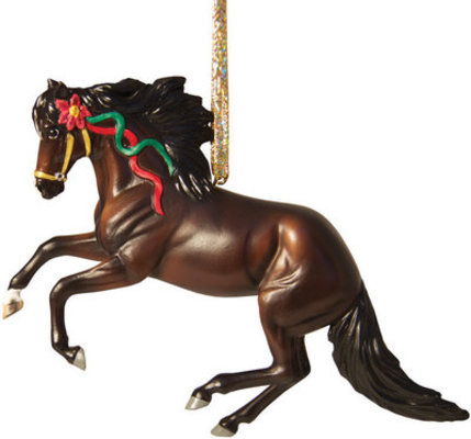 Peruvian Paso Beautiful Breeds Ornament