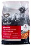 Purina Exclusive Adult Dog Food, Chicken/Brown Rice