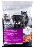 Purina Exclusive Cat Food, Chicken/Brown Rice