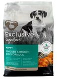 Purina Exclusive Puppy Food, Chicken/Brown Rice