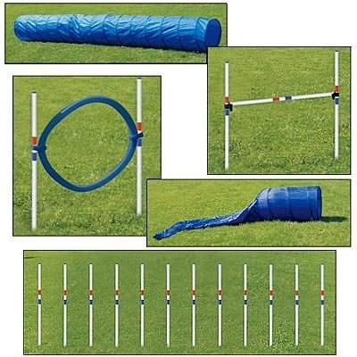 Jeffers Dog Agility Equipment (& Accessories)