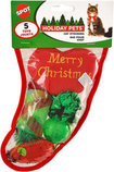 Christmas Toy Stockings for Cats