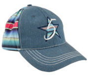 5 Star Mint Serape Cap
