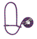 Poly Rope Sheep Halter/Lead with Snap, 52""