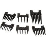 Wahl Blade Guide Combs, 6-piece Set
