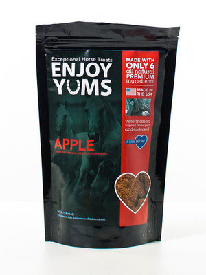 Equine Enjoy Yums, 5 lb Mint