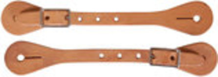 Berlin Leather Youth Spur Straps