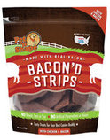 Bacon'D Strips Dog Treats with Chicken & Bacon, 6 oz