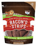 Bacon'D Strips with Turkey & Bacon Dog Treats