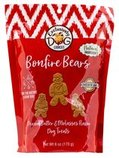 Bonfire Bears PB & Molasses Cookies for Dogs, 6 oz