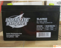 S17 Solar Replacement Battery, 6v