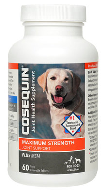 Cosequin Maximum Strength Joint Support with MSM