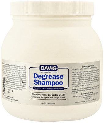 Degrease Shampoo, 64oz
