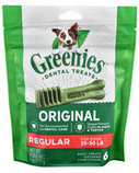 Greenies Treat Pack, Regular