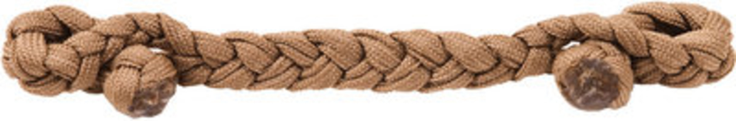 Braided Curb Strap, 7""