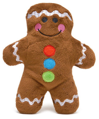 Gingerbread Man with Squeaker