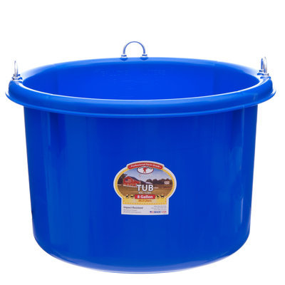 8 Gallon Round Feeder