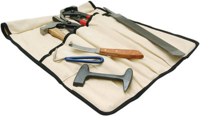 Farriers Tool Set