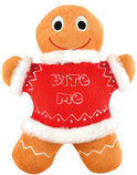 "8"" Plush Gingerbread Girl"