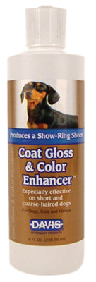 Coat Gloss and Color Enhancer™, 8 oz