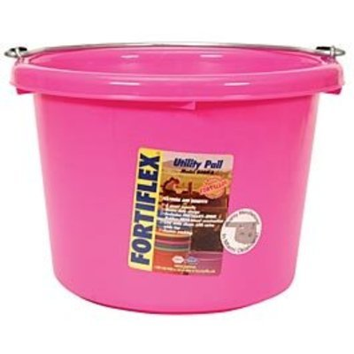 Fortiflex 8 Quart Pail, Colors