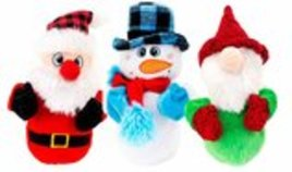 """9.5"""" Holiday Pop & Play, Assorted"""