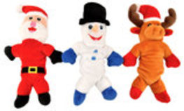 "9"" Holiday Pull & Squeak Jr. (each)"