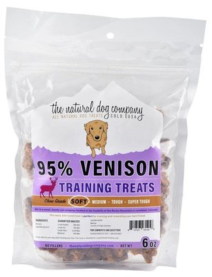 95% Meat Training Treats, 6 oz