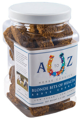 A to Z Cookies, Blonde Bits of Health, 2.5 lb