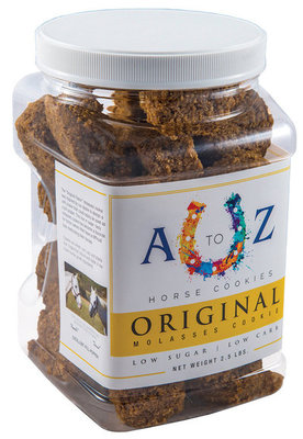 The Original A to Z Horse Cookies