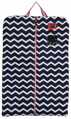 Abby Chevron Garment Bag