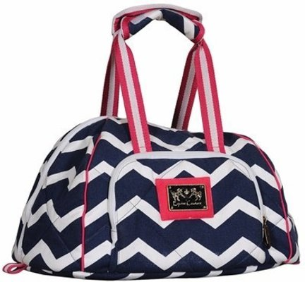 Chevron Helmet Bag