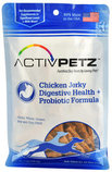 ActivPetz Digestive Health + Probiotic Jerky Treats
