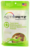 ActivPetz Multivitamin & Immune Maintenance Jerky Treats