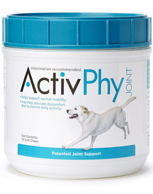 ActivPhy Soft Chews, 75 count, Regular