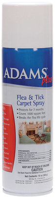 Adams™ Plus Flea & Tick Carpet Spray, 16 oz