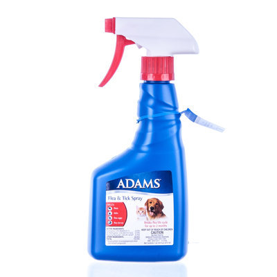 Adams Flea Amp Tick Spray For Dogs Amp Cats Jeffers Pet