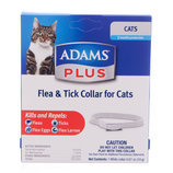 Adams Plus Cat Flea & Tick Collar