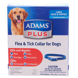 Adams Plus Dog Flea & Tick Collar
