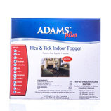 Adams Plus Flea & Tick Indoor Fogger, 3-pk (3 oz each)