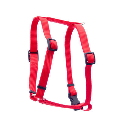 "Nylon 5/8"" Adjustable Harness, 14""-24"""