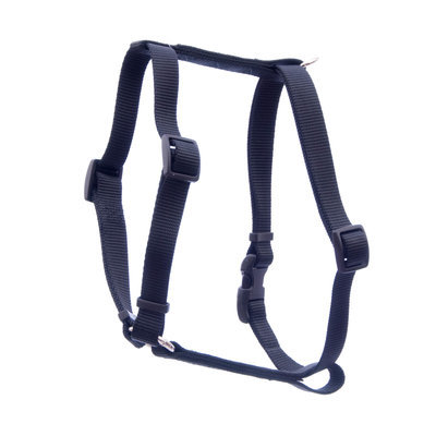 "Adjustable Nylon Harness, 3/4"" x 18""-30"""