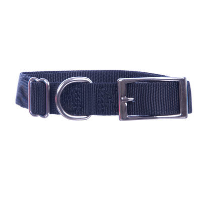"Jeffers 1"" Adjustable Nylon Dog Collar, 14""-24"""