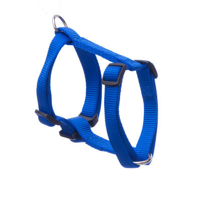 "Adjustable Nylon Dog Harness, 5/8""W x 14""-20""L"