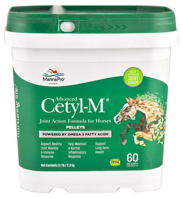 Advanced Cetyl M Pellets for Horses