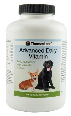 Advanced Daily Vitamin for Dogs