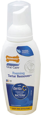 Advanced Oral Care Foaming Tartar Remover, 4 oz