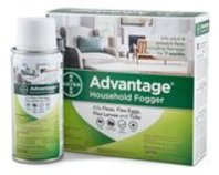 Advantage Household Fogger, 3 pack