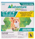 Adventure Plus for Dogs, 4-Pack