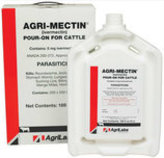 Agrimectin Pour On Cattle Wormer, 5 L Twin Pack